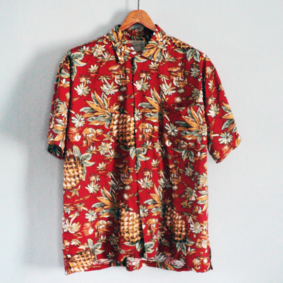 Hawaii, authentic, break-off, original, เสื้อฮาวาย, kzyshop