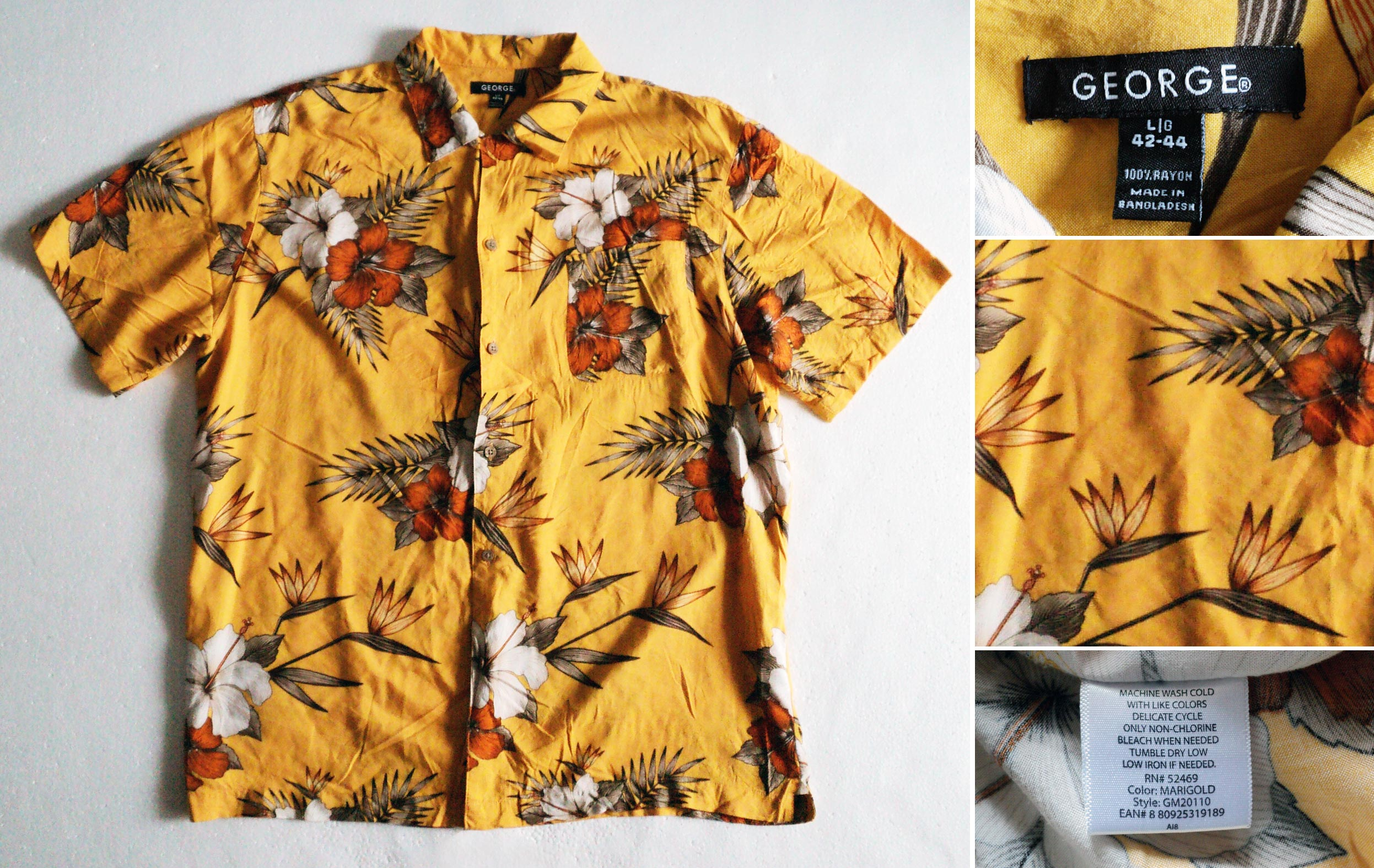 hawaii, george, l, kzyshop
