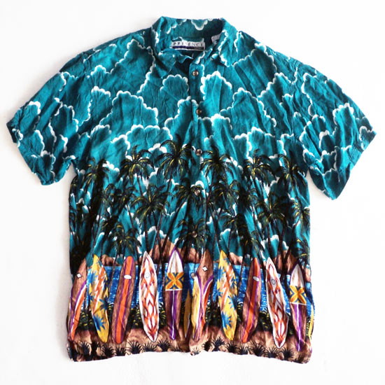 Hawaii, PRESENCE, Clothing-co, 2, kzyshop