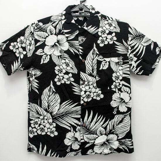 hawaii, b&w, kzyshop
