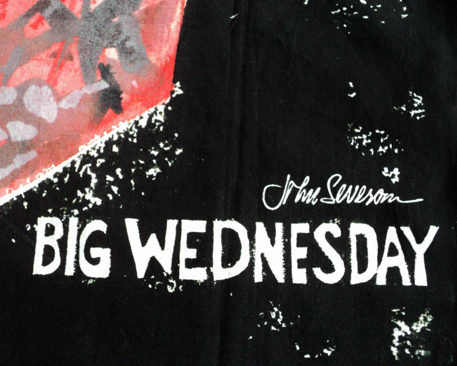 "JOHN SEVERSON by SUN SURF ""BIG WEDNESDAY"""