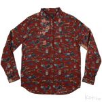 Obey City Hunt - Button-Up Shirt