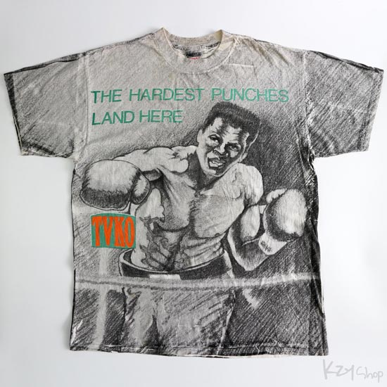TVKO - THE HARDEST PUNCHES LAND HERE