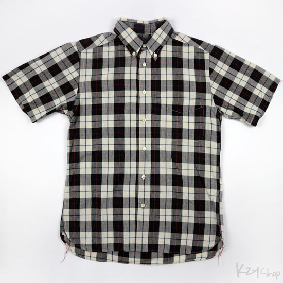 SUGAR CANE - short sleeve shirt