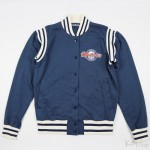 HYSTERIC GLAMOUR SEXY GIRL - Baseball Jacket