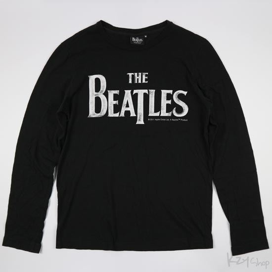 THE BEATLES long sleeve T-shirt