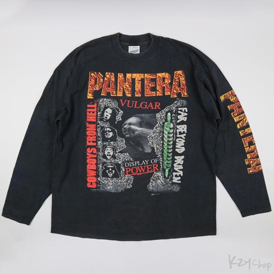 VINTAGE 90s PANTERA - FOREVER STRONGER THAN ALL