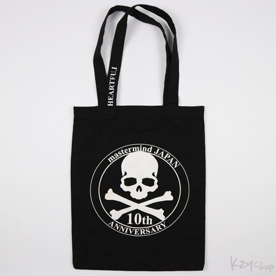 mastermind JAPAN 10th ANNIVERSARY Tote Bag
