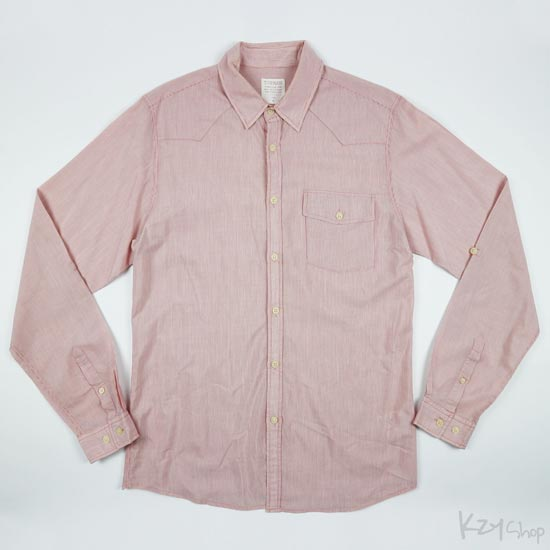 TOPMAN - Roll-up Shirt